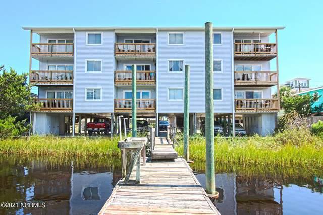 709 Canal Drive 3B, Carolina Beach, NC 28428 (MLS #100294971) :: CENTURY 21 Sweyer & Associates