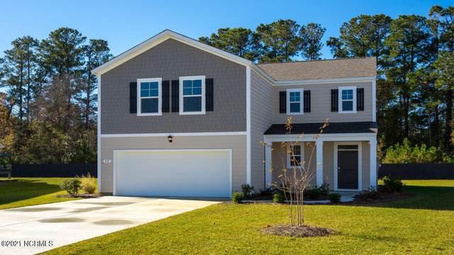 516 Birdsong Drive Lot 8, Holly Ridge, NC 28445 (MLS #100294978) :: RE/MAX Elite Realty Group