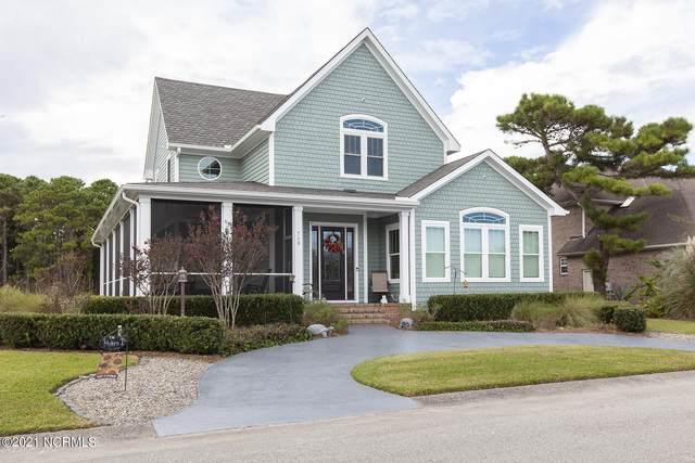 713 Settlers Lane, Kure Beach, NC 28449 (MLS #100294985) :: CENTURY 21 Sweyer & Associates