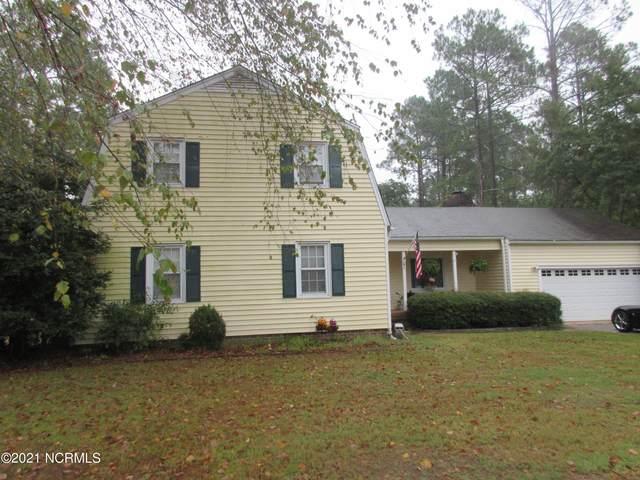 8060 St. Andrews Drive, Laurinburg, NC 28352 (MLS #100294989) :: Barefoot-Chandler & Associates LLC