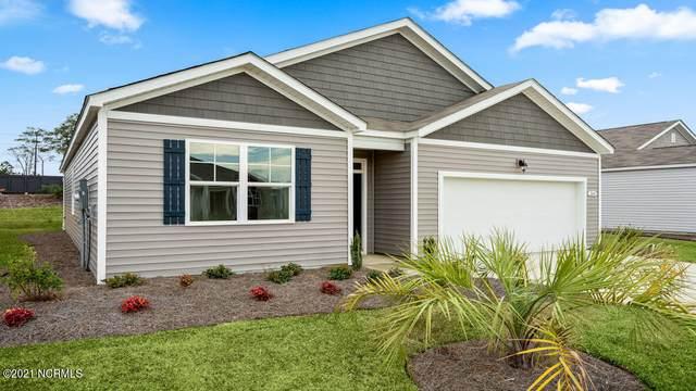 510 Birdsong Drive Lot 5, Holly Ridge, NC 28445 (MLS #100294995) :: Lejeune Home Pros of Century 21 Sweyer & Associates