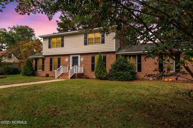 303 Ravenwood Drive, Greenville, NC 27834 (MLS #100295004) :: Berkshire Hathaway HomeServices Hometown, REALTORS®