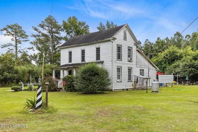 291 Hardesty Loop Road, Newport, NC 28570 (MLS #100295013) :: Lejeune Home Pros of Century 21 Sweyer & Associates