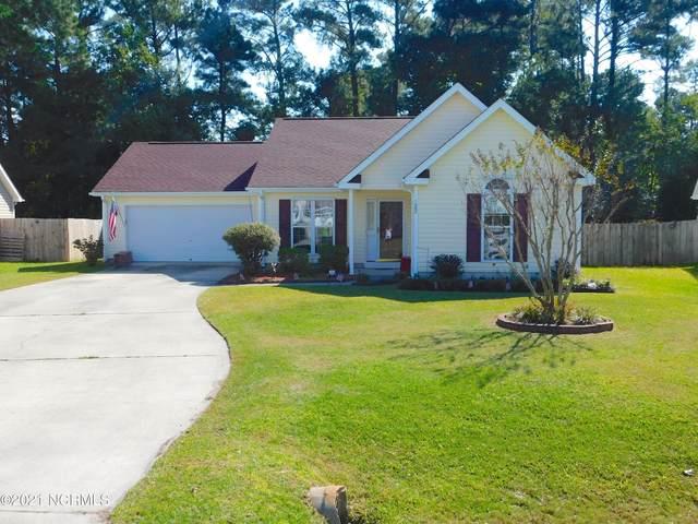 722 Oak Branches Close SE, Belville, NC 28451 (MLS #100295023) :: Berkshire Hathaway HomeServices Hometown, REALTORS®