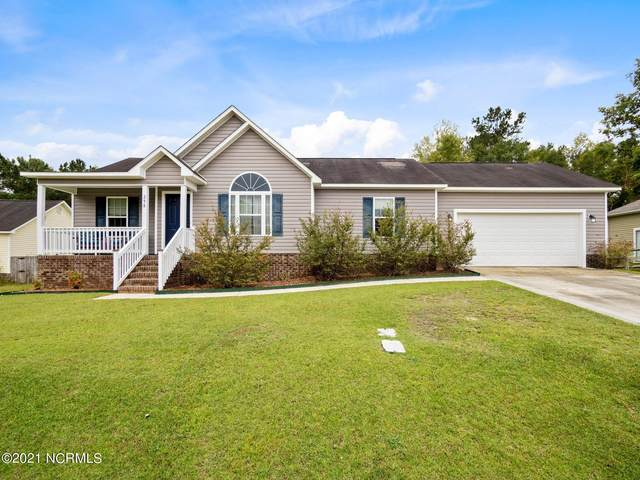 298 Brookstone Way, Jacksonville, NC 28546 (MLS #100295029) :: The Rising Tide Team