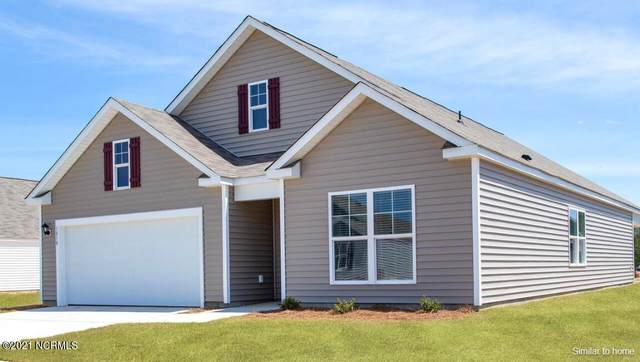 514 Birdsong Drive Lot 7, Holly Ridge, NC 28445 (MLS #100295050) :: Great Moves Realty