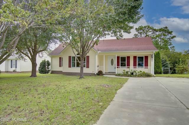 44 Crystal Road, Southport, NC 28461 (MLS #100295057) :: Berkshire Hathaway HomeServices Hometown, REALTORS®