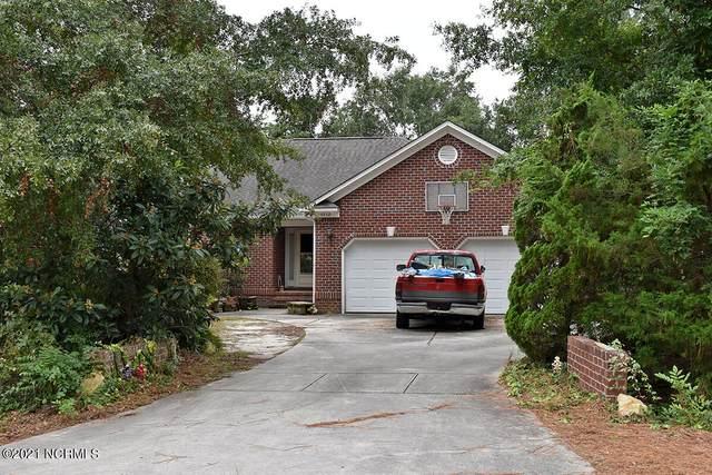 5752 Wisteria Lane, Wilmington, NC 28409 (MLS #100295059) :: CENTURY 21 Sweyer & Associates