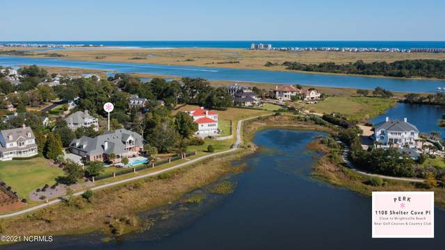 1108 Shelter Cove Place, Wilmington, NC 28405 (MLS #100295062) :: The Rising Tide Team