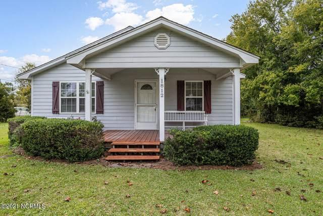 1812 Watts Landing Road, Hampstead, NC 28443 (MLS #100295075) :: BRG Real Estate