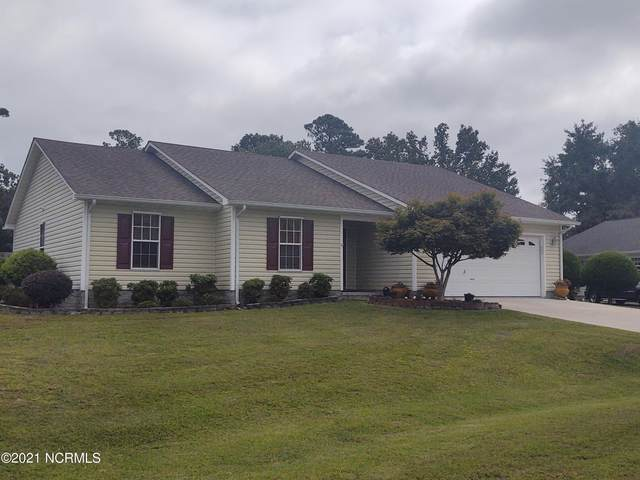 402 Tidal Court, Swansboro, NC 28584 (MLS #100295097) :: Lejeune Home Pros of Century 21 Sweyer & Associates