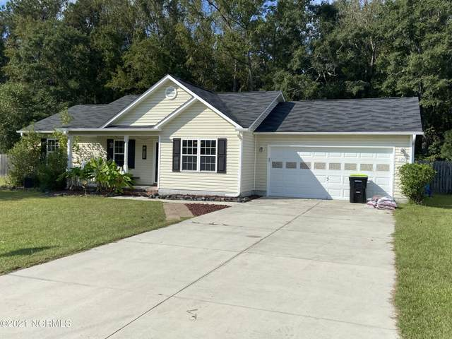 120 Pear Tree Lane, Richlands, NC 28574 (MLS #100295100) :: Lejeune Home Pros of Century 21 Sweyer & Associates