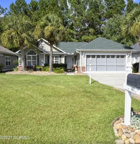487 Wampee Street NW, Calabash, NC 28467 (MLS #100295113) :: BRG Real Estate
