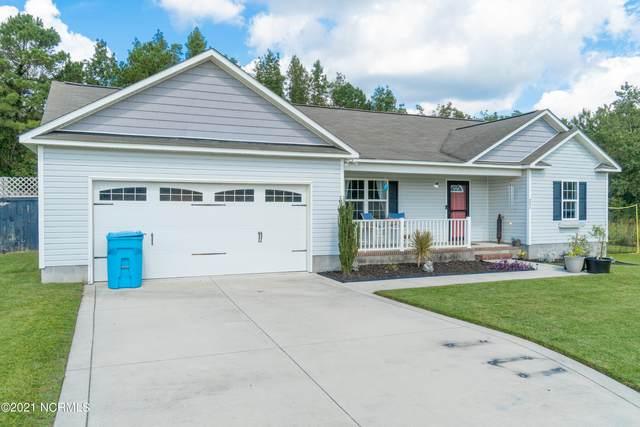 253 Deer Haven Dr Drive, Richlands, NC 28574 (MLS #100295119) :: Lejeune Home Pros of Century 21 Sweyer & Associates