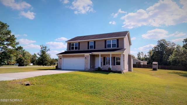 401 Mossy Oak Lane, Jacksonville, NC 28540 (#100295129) :: Rachel Kendall Team