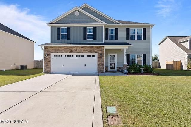 917 Roswell Lane, Jacksonville, NC 28546 (MLS #100295130) :: CENTURY 21 Sweyer & Associates