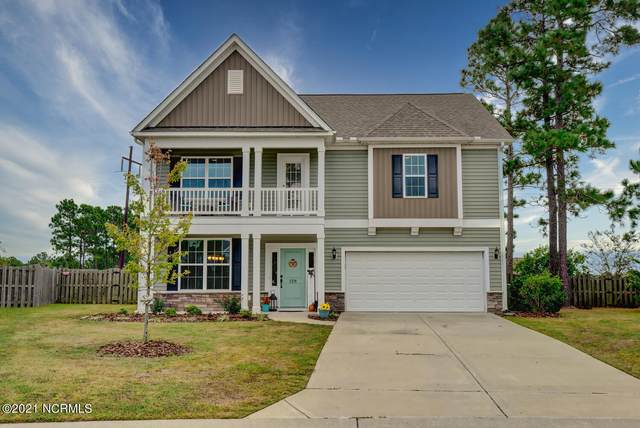 128 Porch Swing Way, Holly Ridge, NC 28445 (MLS #100295132) :: CENTURY 21 Sweyer & Associates