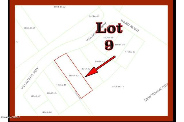 212 Villagers Way, Swansboro, NC 28584 (MLS #100295142) :: Donna & Team New Bern