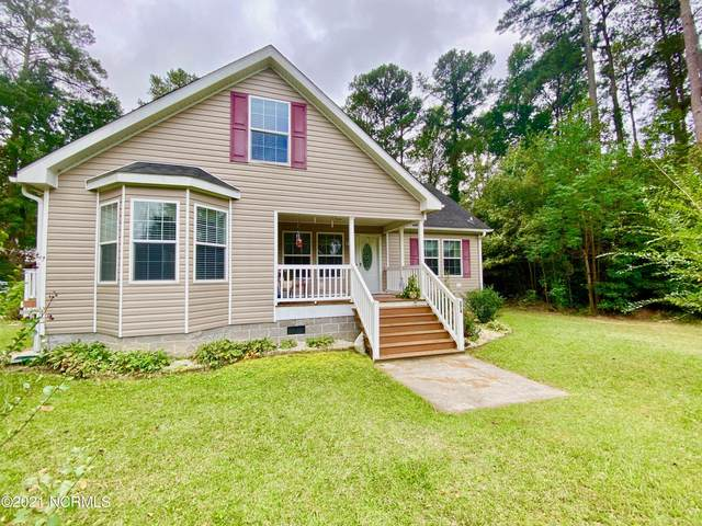 274 Harvey Circle, Grifton, NC 28530 (MLS #100295145) :: Berkshire Hathaway HomeServices Prime Properties