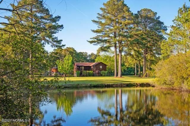 2645 Pine Water Lane, Greenville, NC 27834 (MLS #100295150) :: Barefoot-Chandler & Associates LLC