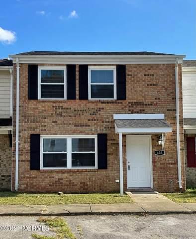 431 Myrtlewood Circle, Jacksonville, NC 28546 (MLS #100295153) :: Barefoot-Chandler & Associates LLC