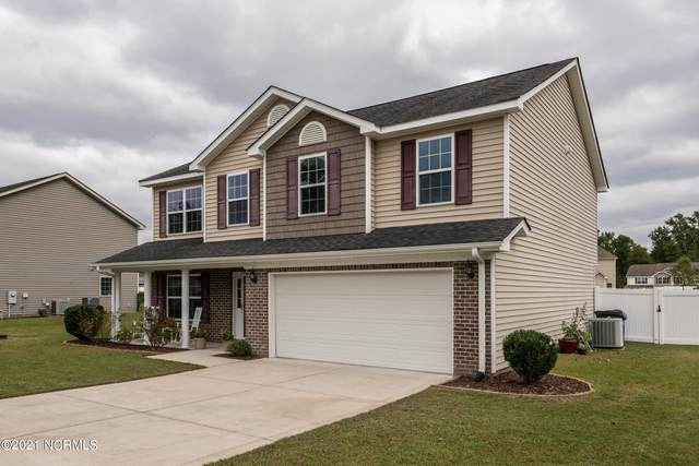 2443 Kodiak Drive, Winterville, NC 28590 (MLS #100295159) :: CENTURY 21 Sweyer & Associates