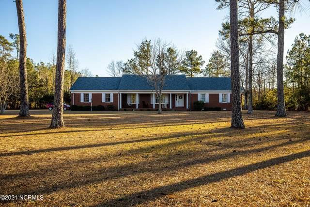 531 Queens Creek Road, Hubert, NC 28539 (MLS #100295161) :: Lejeune Home Pros of Century 21 Sweyer & Associates