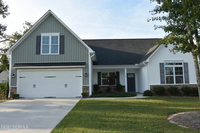 160 Bronze Drive, Rocky Point, NC 28457 (MLS #100295173) :: CENTURY 21 Sweyer & Associates