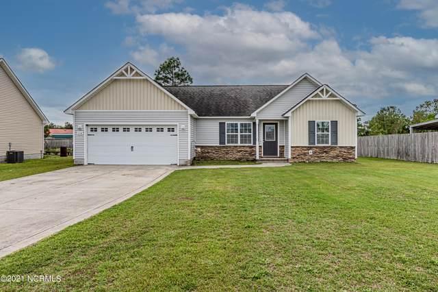 114 Rosemary Avenue, Hubert, NC 28539 (MLS #100295180) :: Lejeune Home Pros of Century 21 Sweyer & Associates