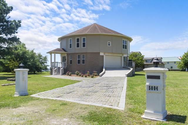 5004 Topsail Drive, Oriental, NC 28571 (MLS #100295205) :: Barefoot-Chandler & Associates LLC