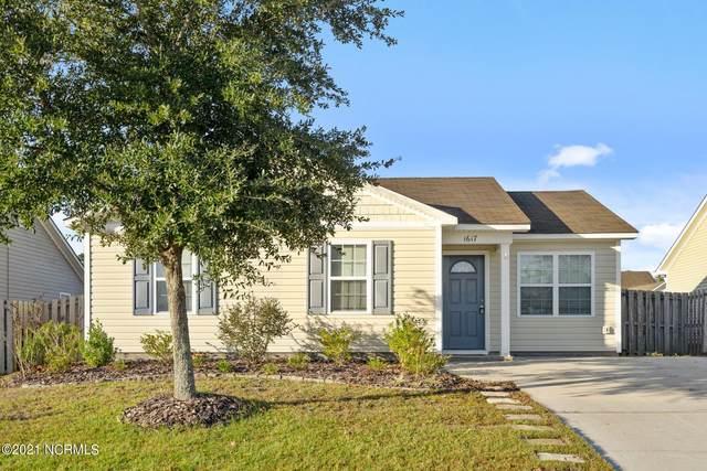 1617 Royal Pine Court, Leland, NC 28451 (MLS #100295206) :: Donna & Team New Bern