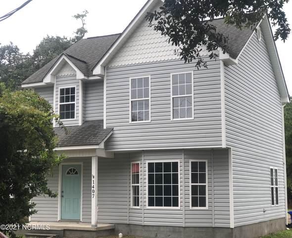 1407 Live Oak Street, Beaufort, NC 28516 (MLS #100295214) :: CENTURY 21 Sweyer & Associates
