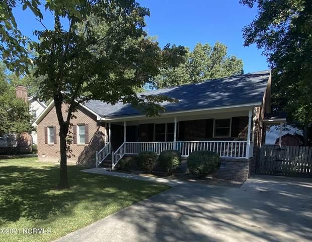 1037 Ridgemeadow, Rocky Mount, NC 27804 (MLS #100295218) :: CENTURY 21 Sweyer & Associates