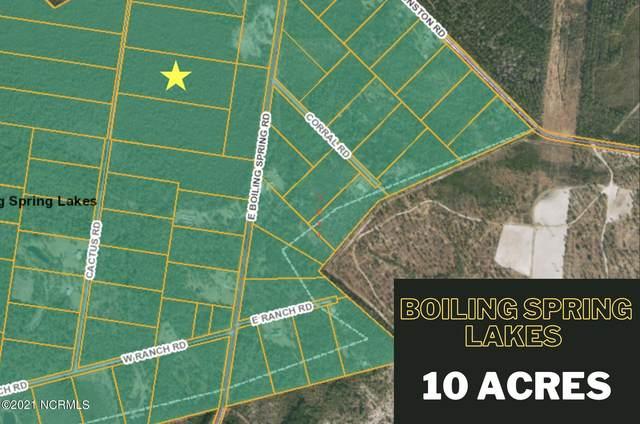 10 Cactus Road, Boiling Spring Lakes, NC 28461 (MLS #100295219) :: Berkshire Hathaway HomeServices Hometown, REALTORS®