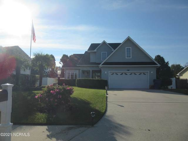 420 Foxhunt Lane, Havelock, NC 28532 (MLS #100295224) :: CENTURY 21 Sweyer & Associates