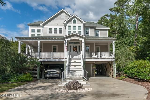 2106 W Yacht Drive, Oak Island, NC 28465 (MLS #100295225) :: BRG Real Estate