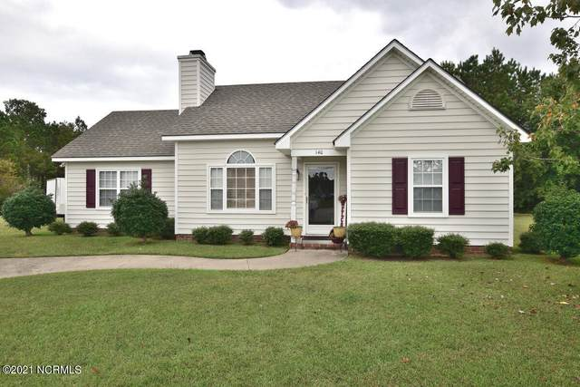 140 Greys Mill Court, Rocky Mount, NC 27804 (MLS #100295231) :: Frost Real Estate Team