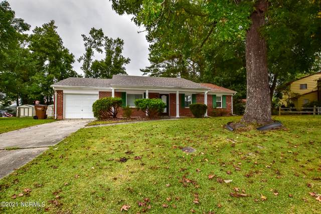 21 Walnut Drive, Jacksonville, NC 28546 (MLS #100295242) :: Lejeune Home Pros of Century 21 Sweyer & Associates