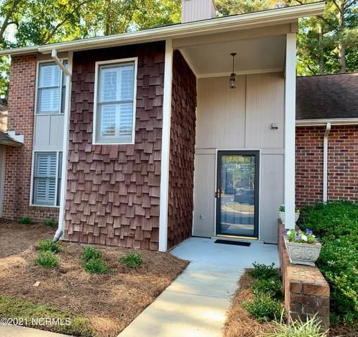 1872 Quail Ridge Road H, Greenville, NC 27858 (MLS #100295243) :: Barefoot-Chandler & Associates LLC
