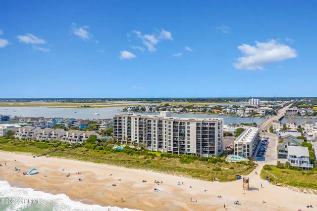 95 S Lumina Avenue 6-E, Wrightsville Beach, NC 28480 (MLS #100295246) :: Thirty 4 North Properties Group