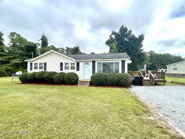 134 Old Freeman Road, Swansboro, NC 28584 (MLS #100295247) :: Donna & Team New Bern