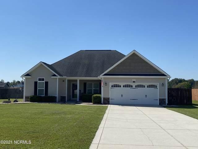 207 Big Fish Run, Jacksonville, NC 28540 (MLS #100295248) :: Berkshire Hathaway HomeServices Hometown, REALTORS®