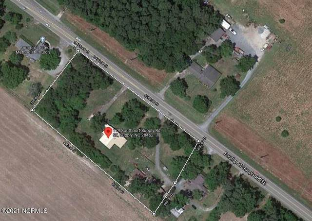 179 Southport Supply Road SW, Supply, NC 28462 (MLS #100295249) :: BRG Real Estate