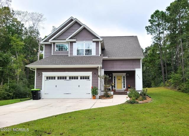 201 White Oak Bluff Road, Stella, NC 28582 (MLS #100295254) :: Donna & Team New Bern