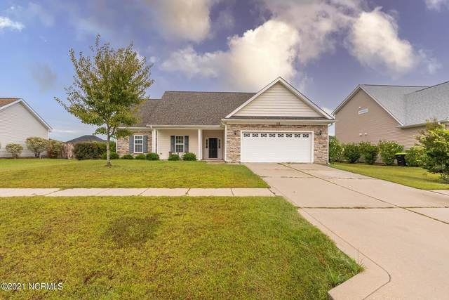 158 Moonstone Court, Jacksonville, NC 28546 (MLS #100295268) :: Stancill Realty Group