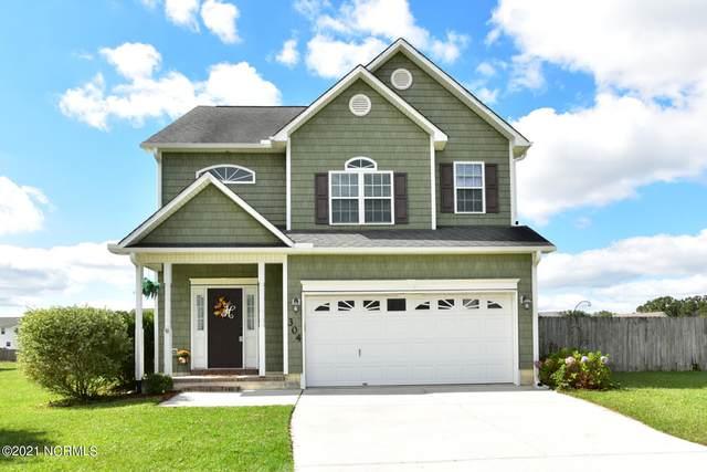 304 Combine Court, Richlands, NC 28574 (MLS #100295272) :: Lejeune Home Pros of Century 21 Sweyer & Associates