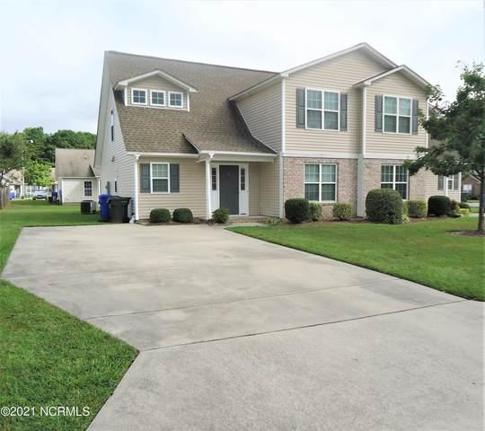 2333 Sadler Drive A, Winterville, NC 28590 (MLS #100295274) :: CENTURY 21 Sweyer & Associates