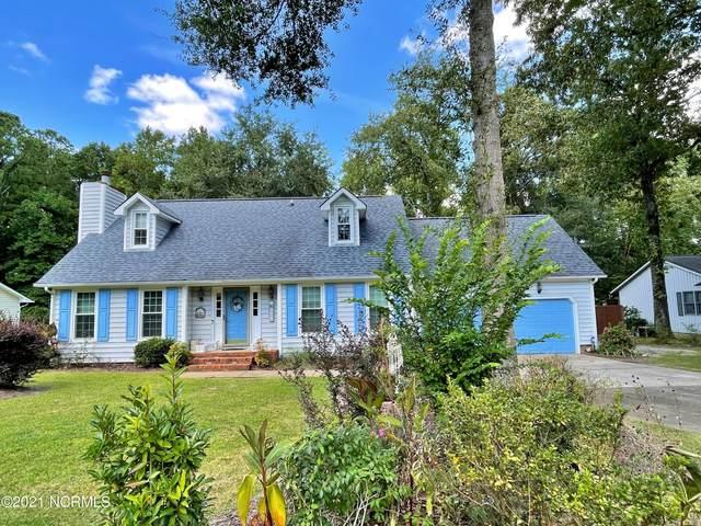 1200 Plantation Drive, New Bern, NC 28562 (MLS #100295277) :: CENTURY 21 Sweyer & Associates