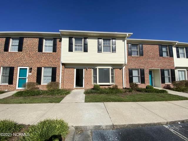 2700 Thackery Road #42, Greenville, NC 27858 (MLS #100295284) :: Lynda Haraway Group Real Estate