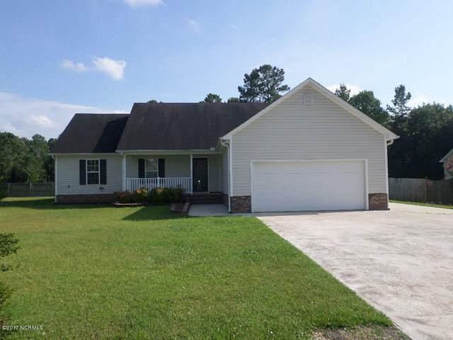 101 Flat Rock Lane, Richlands, NC 28574 (MLS #100295287) :: Berkshire Hathaway HomeServices Hometown, REALTORS®